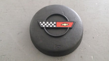 1986-1989; C4; Horn Button Cover and Emblem