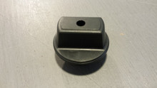 1984-1989; C4; Manual AC Defroster Knob
