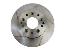 1965-1982; C2; C3; Brake Rotor; Performance Slotted, Cross Drilled