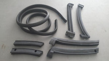 1986-1996; C4; Weatherstrip; Convertible Top Kit 7 pcs