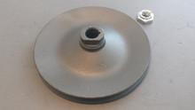 1963-1974; C3; Power Steering Pump Pulley; Keyway with 509 NUT