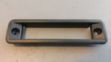 1984-1990; C4; Sport Seat Switch Bezel; Single Hole