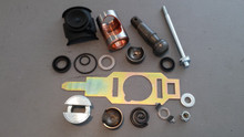 1963-1982; C2; C3; Power Steering Control Valve Complete Rebuild Seal Kit; PSCV