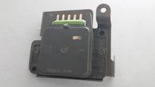 1984-1986; C4; Electronic Spark Control Module; Knock Sensor
