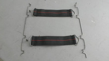 1984-1996; C4; Seat Bottom Cushion Strap Support Kit