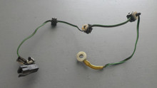 1984-1996; C4; Key Switch Alarm Chime; Banjo Harness