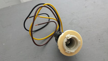 1977-1996; C3; C4; Tail Light Turn Signal Socket Wire Repair Harness