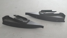 1978-1982; C3; Removable T Top Latch Cover; PAIR