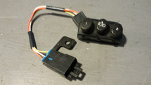 2005-2013; C6; Seat Adjuster Memory Switch and Harness; LH Driver