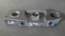 1989-1996; C4; 3rd Design; Removable Top Mount Bracket; LH Driver
