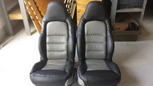 2005-2013; C6; Seats ; PAIR; LH Power RH Power; with Tracks