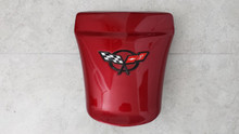 1998-2004; C5; Convertible; Center Waterfall Molding; Magnetic Red