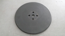 1988-1989; C4; Water Pump Pulley Counter Weight