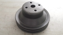 1971-1974; C3; Water Pump Pulley