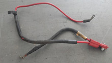 1997-2004; C5; Battery Cable; Positive Terminal
