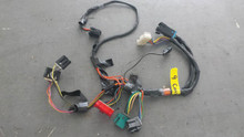 1997-2004; C5; Seat Track Wire Harness; LH Driver; 9 Connector