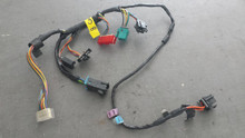 1997-2004; C5; Seat Track Wire Harness; RH Passenger; 8 Connector