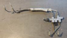 1997-2000; C5; Brake Hose Line & Proportioning Valve; Master Cylinder to ABS Pump