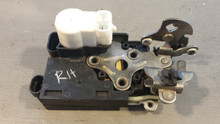 1997-2004; C5; Electronic Door Lock Mechanism; RH Passenger