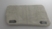 1997-1999; C5; Interior Fuse Box Cover; Gray