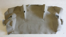 2001-2004; C5; Convertible; Rear Compartment Carpet; GRAY
