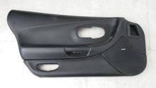 1997-2004; C5; Door Panel; LH Driver; BLACK