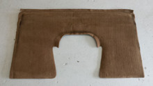 1997-2004; C5; Coupe; Rear Seat Back Riser Carpet; OAK