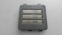 1984-1996; C4; Rear Compartment Courtesy Light Lens