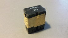 1986-1989; C4; Radiator Low Coolant Warning Module