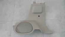 2003-2004; C5; Coupe; Rear Speaker Trim Grille; B Pillar Molding; LH Driver; SHALE