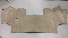 2003-2004; C5; Coupe; Rear Compartment Carpet; SHALE