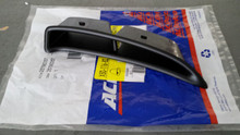 2005-2013; C6; Outer Quarter Panel Brake Cooling Scoop Bezel; LH Driver