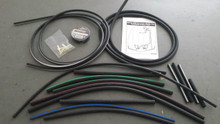 1973-1982; C3; Headlight Actuator Wiper Door Vacuum Hose Kit