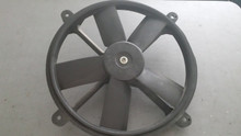 1985-1989; C4; Radiator Cooling Fan & Motor; Primary