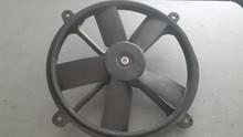 1985-1989; C4; Radiator Cooling Fan & Motor; Primary