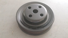 1985-1991; C4; Water Pump Pulley
