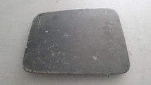 1984-1996; C4; Headlight Door Lid Cover; RH Passenger; BLACK