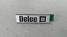 1984-1996; C4; Speaker Emblem; Delco GM