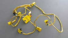 1990-1996; C4; Air Bag Control Module & Sensor Wire Harness