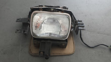 1984-1987; C4; Headlight Assembly without Motor; LH Driver