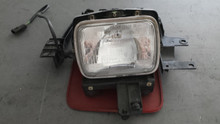 1984-1987; C4; Headlight Assembly without Motor; RH Passenger
