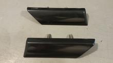 1991-1996; C4; Quarter Panel Trim Molding