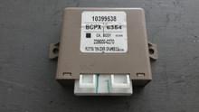 2005-2013; C6; Seat Heater Control Module