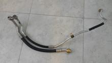 1994-1996; C4; A/C Compressor Line Hose to Condenser