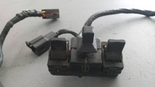 1984-1987; C4; Seat Control Switch and Wire Harness; LH Driver