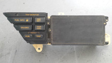 1992-1993; C4; Driver Information Center Display Gauge