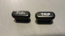 1994-1996; C4; Fuel Trip Reset Buttons