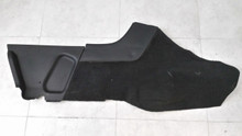 1990-1996; C4; Center Console Trim Carpet; RH Passenger