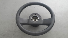 1984-1989; C4; Leather Wrap Steering Wheel