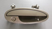 1997-1998; C5; Exterior Door Handle; RH Passenger